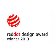 Red dot for high design quality