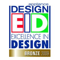 Appliance Design, EID = Excellence in Design, bronse for småapparater