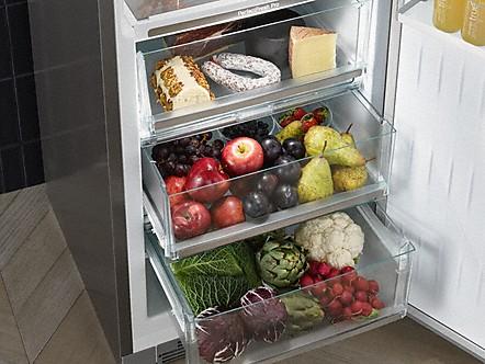 Groovy Miele Miele tilbyr kjøleskap for alle slags husholdninger HN-17