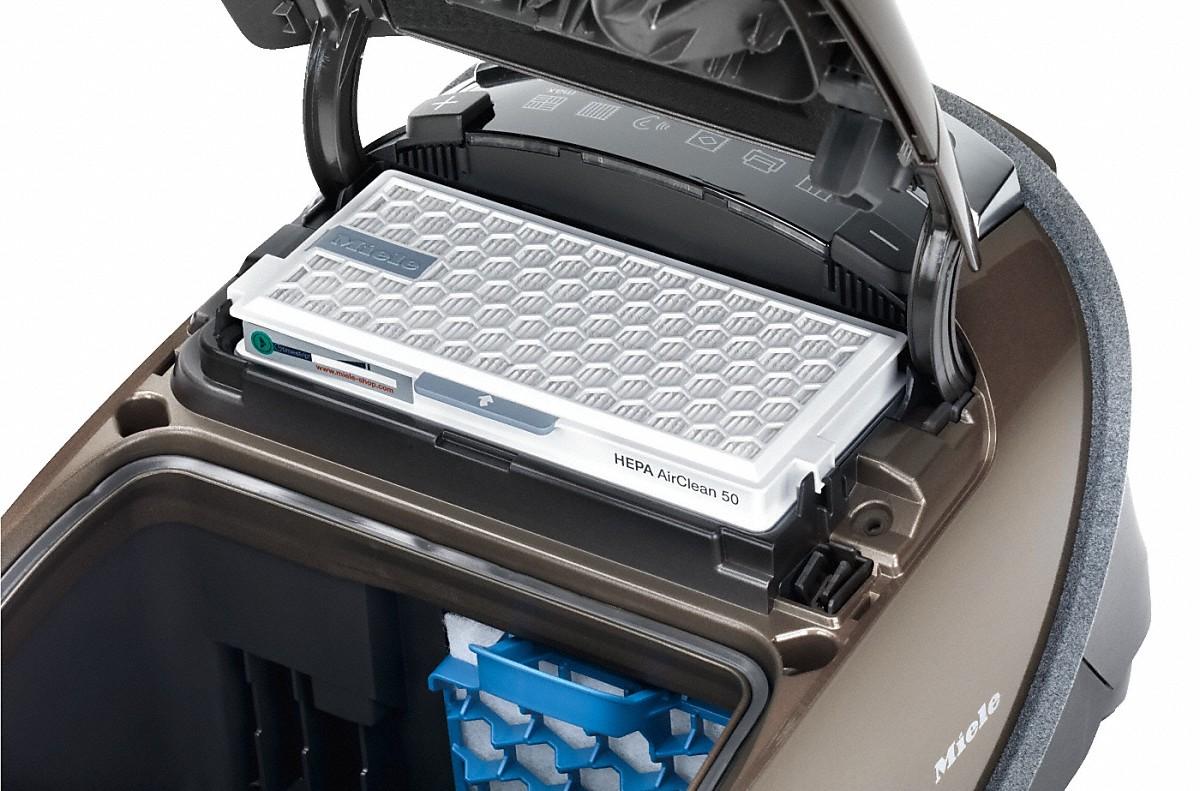 Miele SF HA 50 HEPA AirClean filter med Timestrip®