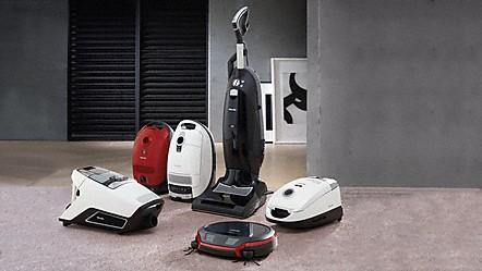 Miele Våre støvsugere for et renere hjem | Miele
