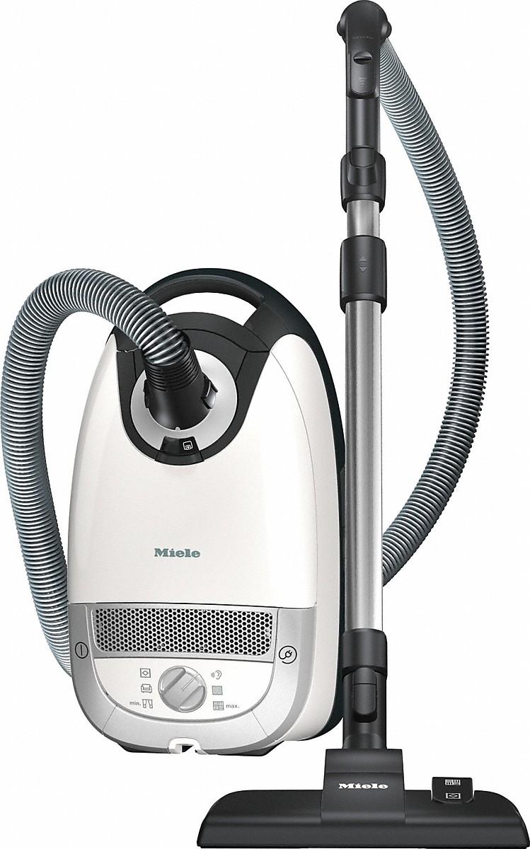 Miele Complete C2 White Edition EcoLine SFRP3 Gulvstøvsugere
